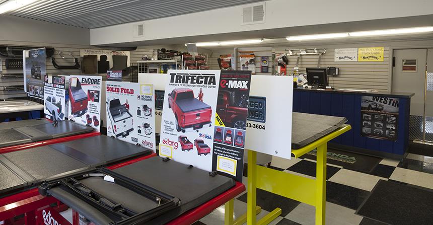 Northside Truck Center showroom