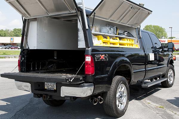 Truck Accessories for Contractors